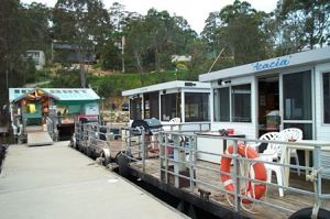 Clyde River Houseboats - Accommodation Georgetown