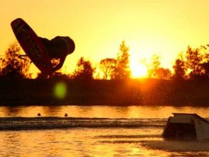 Bonney's WA Water Ski Park - Accommodation Georgetown