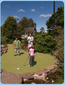 Wetlands Mini Golf - Accommodation Georgetown