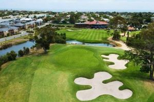 Patterson River Golf Club - Accommodation Georgetown