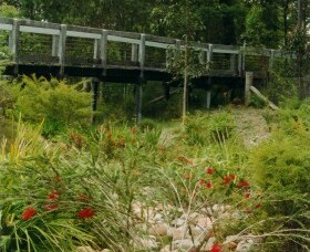 Eurobodalla Botanic Gardens - Accommodation Georgetown