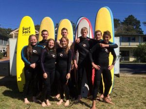 Broulee Surf School - Accommodation Georgetown