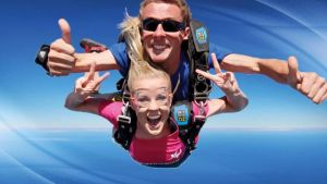 Skydive Oz Canberra - Accommodation Georgetown