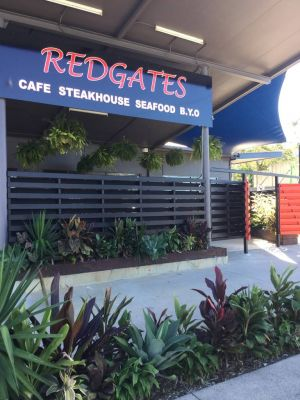 Redgates Caf Steakhouse Seafood - Accommodation Georgetown