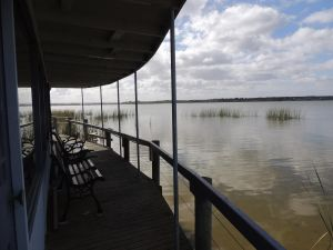 PS Federal Retreat Paddle Steamer Goolwa - Accommodation Georgetown