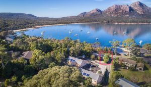 Freycinet Timber Cottage 1 - Accommodation Georgetown